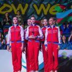 Мария Толкачева завоевала медали этапа Кубка мира по художественной гимнастике