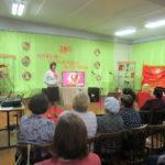 Ночь музеев в Районном историческом музее Верхнекамского района