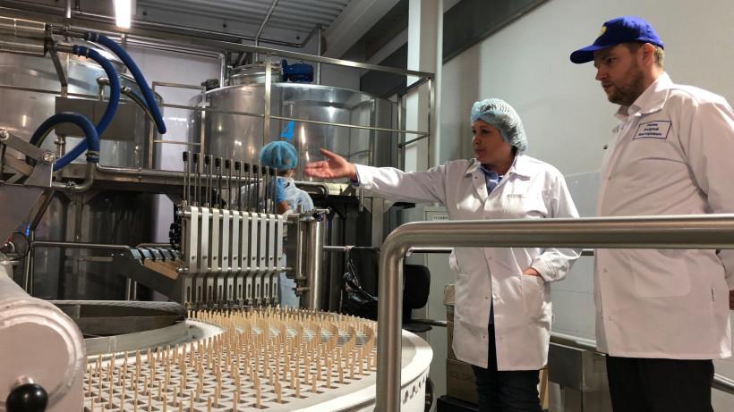 Новое мороженое по уникальной рецептуре стали производить в Подмосковье