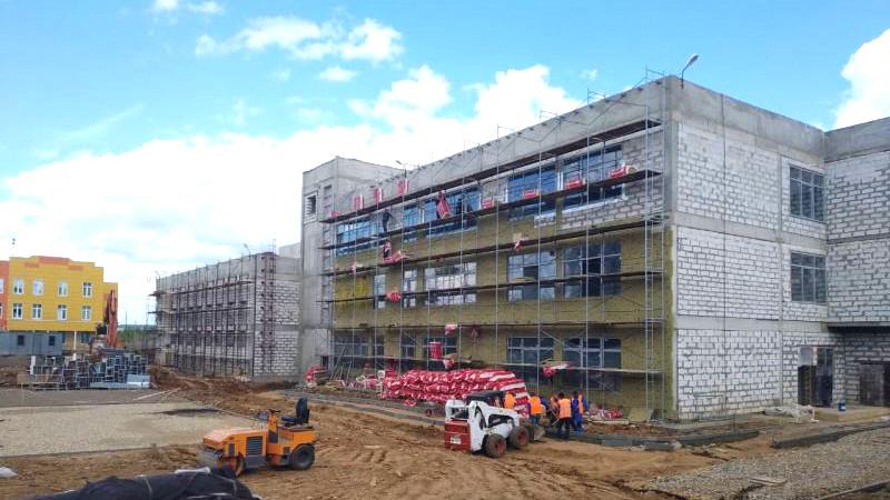 Новую школу в Сергиевом Посаде построят к концу 2019 года