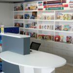 Открытие информационно-библиотечного центра «Доступный город»