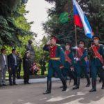 Памятник Михаилу Калашникову открыт в Московской области