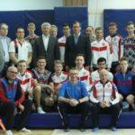 Павел Колобков посетил федеральный тренировочный центр «Озеро Круглое»