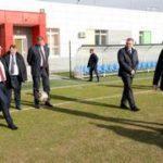 Павел Колобков посетил спортивные объекты Нижегородской области