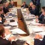 Павел Колобков принял участие в рабочей поездке Владимира Путина в Астраханскую область