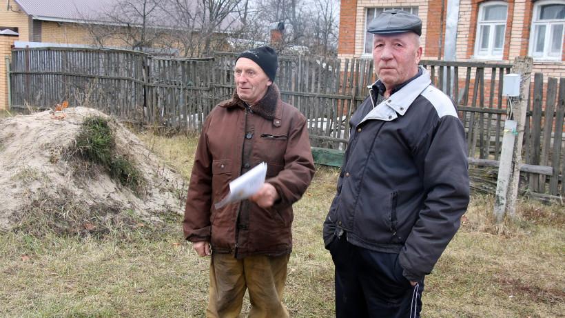 Первые на деревне: как работают сельские старосты в Подмосковье
