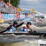 Подмосковные спортсмены завоевали 13 медалей Кубка России по гребному слалому