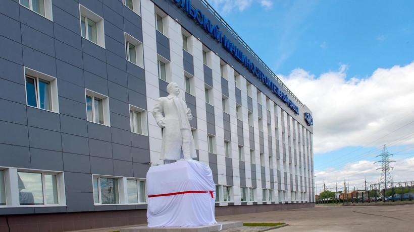 Подольский машиностроительный завод отметил 100-летие
