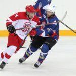 Подольский «Витязь» вышел в групповой плей-офф Финала VIII Ночной хоккейной лиги, одержав третью победу