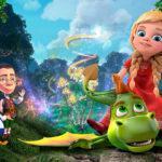 Показ спектакля «Принцесса и дракон»