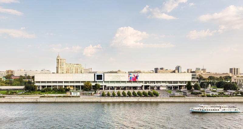Пресс-конференция, посвященная открытию нового пространства Государственной Третьяковской галереи на Крымском Валу