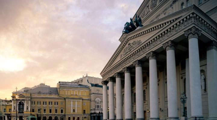 Пресс-показ оперы Петра Чайковского «Евгений Онегин» на Исторической сцене Большого театра