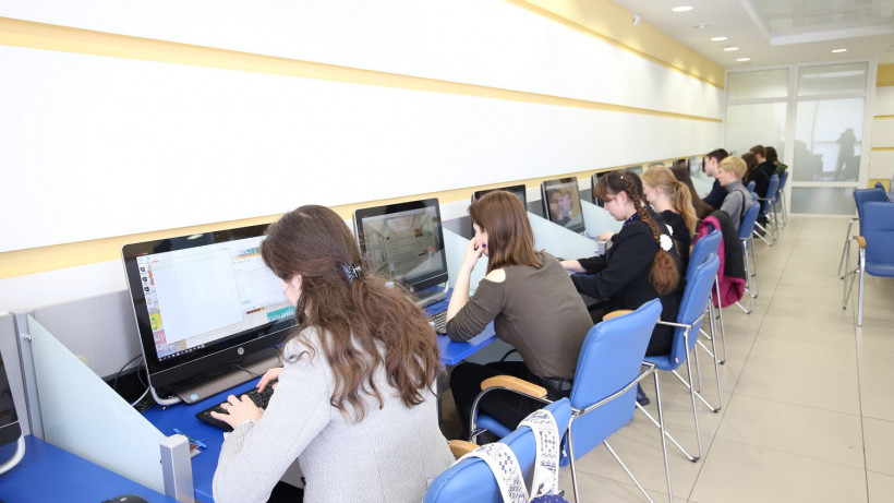 Всероссийская олимпиада «Россия в электронном мире» в Президентской библиотеке в Пушкине