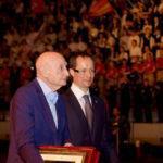Роман Терюшков: «Созданный Давидом Берлиным «Спартак» можно считать национальным достоянием»
