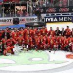 Сборная России по хоккею – бронзовый призёр Чемпионата мира