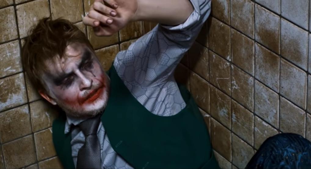 «Шикарный Джокер!»: новый скетч от Поперечного с Харламовым и Батрутдиновым «взорвал» YouTube