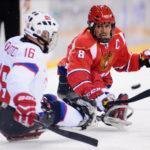 Следж-хоккеисты подмосковного «Феникса» примут участие в Кубке континента в составе сборных команд России