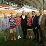 Состоялась встреча Павла Колобкова со сборной России по велоспорту на треке