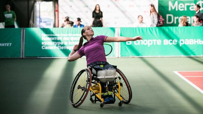 Спортсменка из Подмосковья победила в международном турнире по теннису на колясках