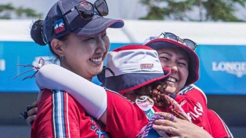 Спортсменка из Подмосковья завоевала бронзу на этапе Кубка Мира по стрельбе из лука