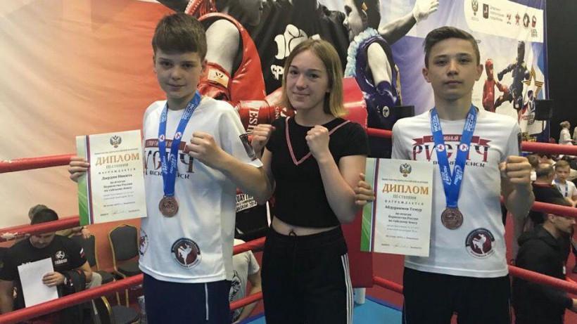 Спортсмены из Подмосковья завоевали 29 медалей на первенстве России по тайскому боксу