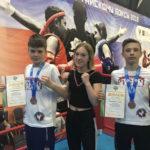 Тайские боксеры из Подмосковья триумфально выступили на Первенстве России