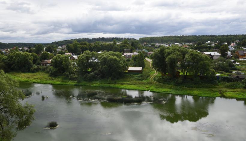Участок реки в Талдомском округе расчистят по заказу Минэкологии в 2020 году