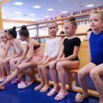 В калининградский филиал Московской академии хореографии приняли первых учеников