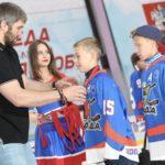 В Кубке Александра Овечкина примут участие 12 команд