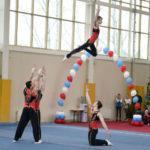 В Московской области пройдет всероссийский турнир по спортивной акробатике памяти Владимира Гургенидзе ⠀