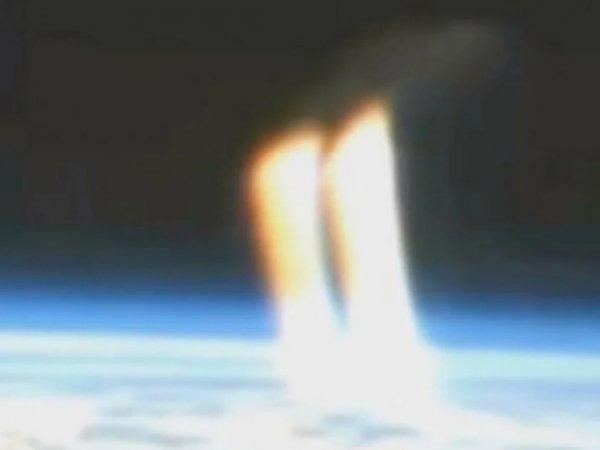 В NASA прервали трансляцию из космоса из-за «лучей Нибиру» (ВИДЕО)