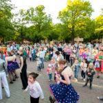 В Подмосковье стартует четвертый сезон проекта «Танцуй в парках»