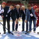 В Сочи дан старт VIII Всероссийскому Фестивалю по хоккею среди любительских команд
