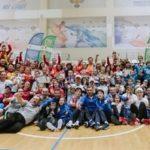 В Сочи названы победители первого Фестиваля ГТО среди семейных команд
