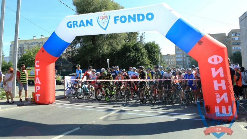 Велогонка Gran Fondo стартовала в Рузе