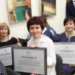Владимир Мединский вручил сертификаты на строительство модельных библиотек в Новосибирске