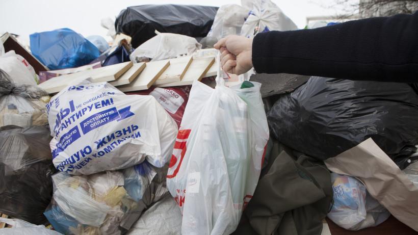 Власти Московской области рассказали о вреде органического мусора