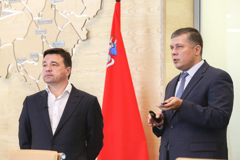 Воробьеву представили новые функции приложения системы-112