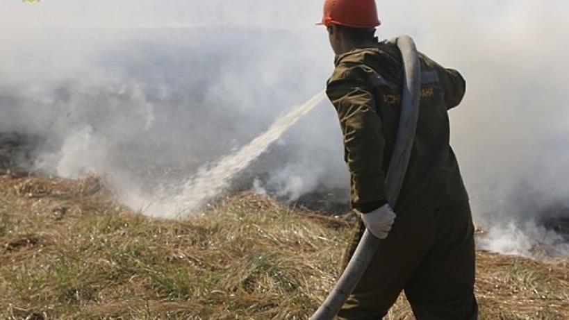 Высокая пожароопасность сохранится в Московской области 4 мая