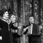 Выставка к 90-летию со дня рождения Людмилы Зыкиной пройдет в Музее Бахрушина