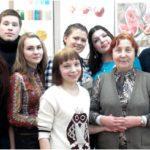 Выставка «Л. В. Остроумова. Радость творчества»