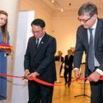 Выставка лаковой живописи открылась в Москве в рамках перекрестного года России и Вьетнама