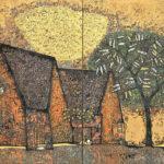 Выставка вьетнамской живописи проходит в Москве