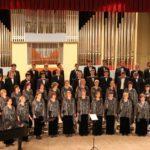 Закрытие хорового сезона