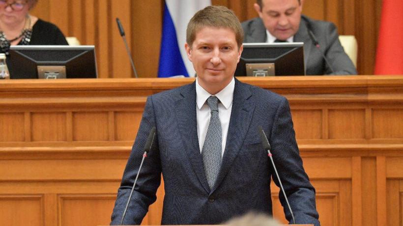 Зампред правительства Московской области Вадим Хромов проведет встречу с бизнесом в среду