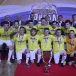 Завершился 11-й Всероссийский финал проекта «Мини-футбол – в вузы»