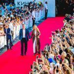 «Звёздная дорожка» XXX Открытого российского кинофестиваля «Кинотавр»