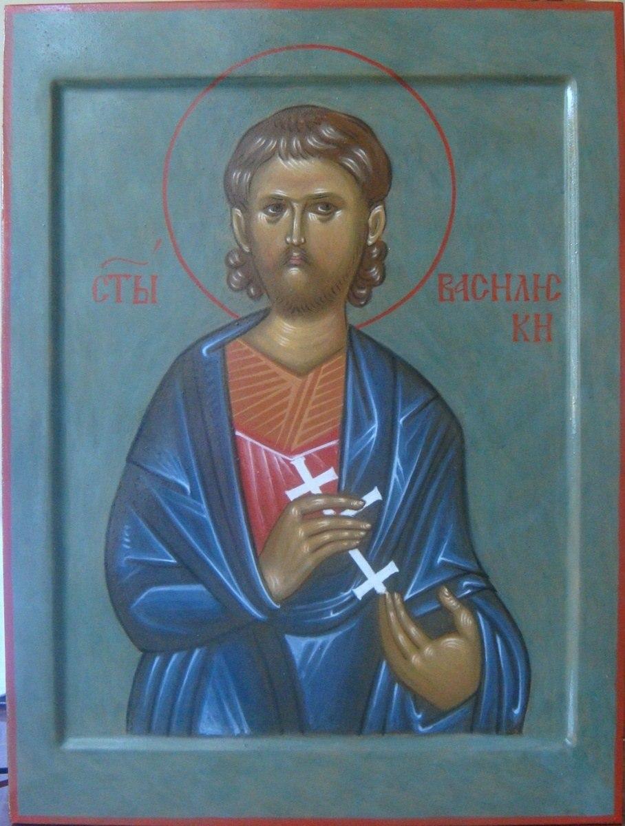 4 июня 2019 года вспоминают святого Василиска