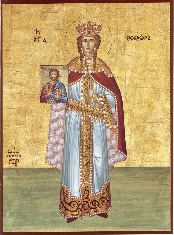 9 июня 2019 года вспоминают святую Федору