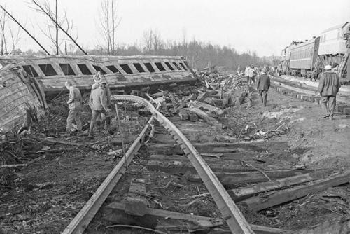 Ад на Транссибе: самая страшная железнодорожная катастрофа в истории СССР